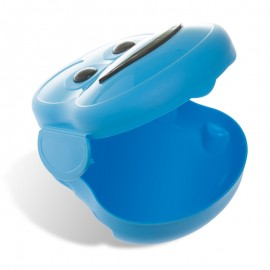 """Majom"" reggelis doboz kék"