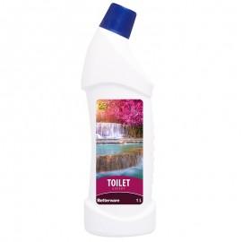 WC tisztító, trópusi illatú gél