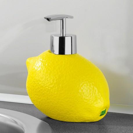 Szappan vagy mosogatószer adagoló - citrom