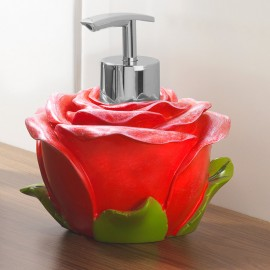 Szappan vagy mosogatószer adagoló - rózsa