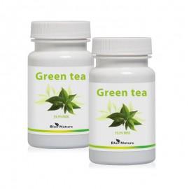 Zöld tea kapszulákban + 1 csomag ajándékba!