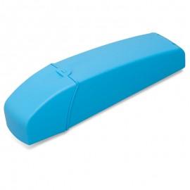 Zárható tok kék