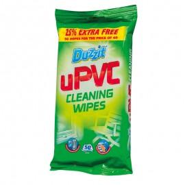 PVC tisztító törlőkendő