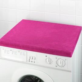 Mosógép takaró rózsaszín