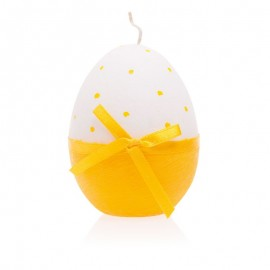 Gyertya - sárga tojás