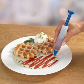 Süteménydíszítő eszköz
