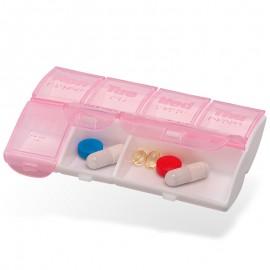 Tabletta tároló rózsaszín