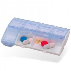 Tabletta tároló kék