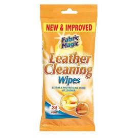 Tisztítókendők bőr tisztításához