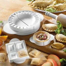 Pirog, pite és ravioli forma készlet