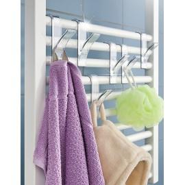 Fürdőszobai radiátor akasztók