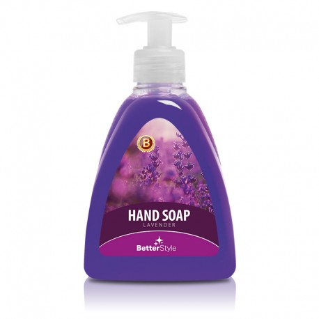 Illatos folyékony szappan levendula
