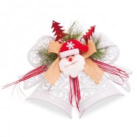 Nagy karácsonyi kitűző