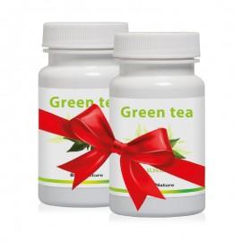 Egyet fizet kettőt kap: Zöld tea kapszula + Második csomag ingyen!