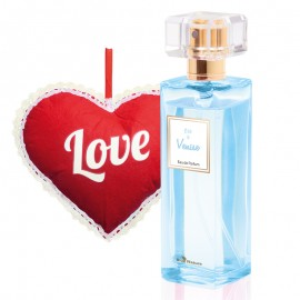 """Velencei nyár parfümvíz 50 ml+""""Szív"""" párnácska ajándékként!"""