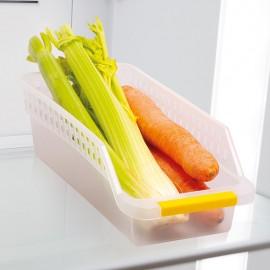 Univerzális műanyag doboz hűtőbe vagy a polcra