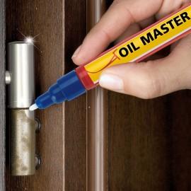 Beszívódó olajat tartalmazó toll