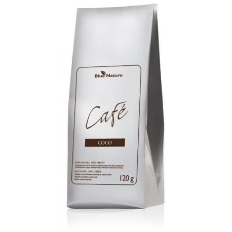 Instant kávé 120g Kókusz ízű