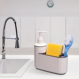 Tároló mosdókagyló vagy mosogató mellé