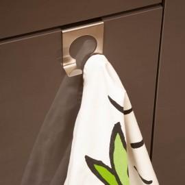 Kétkampós, ajtóra rakható fogas