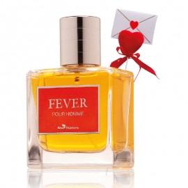 Fever férf parfümvíz + Szív levéllel