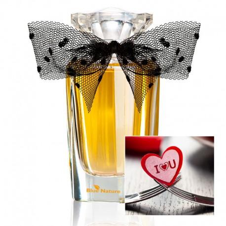 """Caramella parfümvíz + """"I love you"""" szívecskéket"""