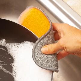 Kétoldalú mosogatókendő