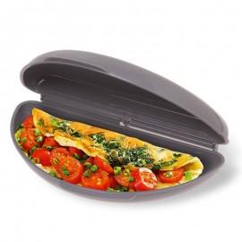 Mikróba való omlettkészítő forma