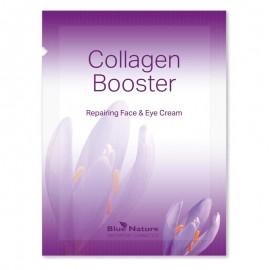Collagen Booster arc- és szem alatti bőrre kifejlesztett javító krém minta verziója, (1,5 ml), 1 db.