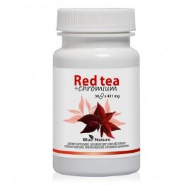 Vörös tea, króm kapszulákban (30 kapszula)
