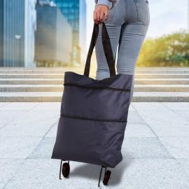 Összecsukható bevásárló táska