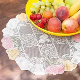 Gyümölcsmintás terítő