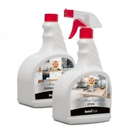 Home Expert univerzális tisztító koncentrátum + Home Expert konyha-tisztító folyadék