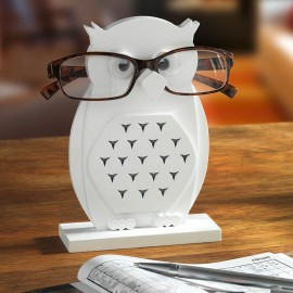 Bagoly szemüvegállvány
