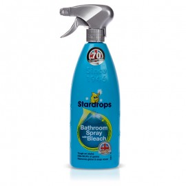 Fürdőszobai tisztítószer fehérítővel
