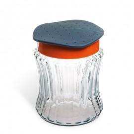 Kis, fedeles befőttesüveg