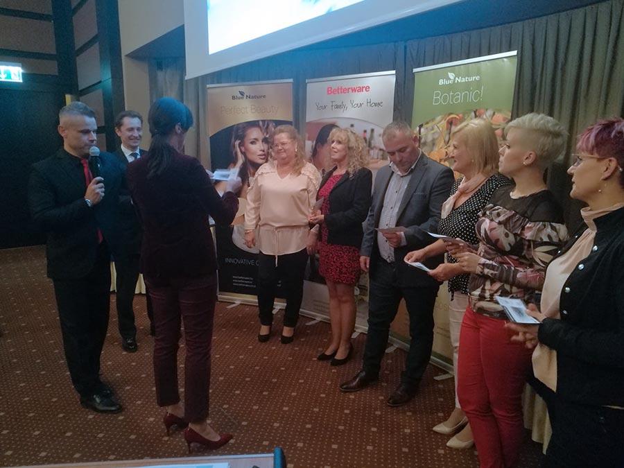 Október 20-án a Magyarországi Betterware Szeminárium